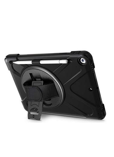 Microsonic Microsonic Apple iPad Mini 5 A2133A2124A2125A2126 Heavy Defender Tablet Kılıfı Siyah